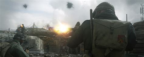 Call Of Duty Wwii call of duty wwii multiplayer details revealed