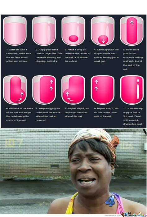 Long Nails Meme - ain t nobody got time for that nails by neoncupcake121