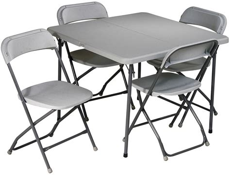 Folding Chairs And Table Set Folding Chairs And Table Marceladick