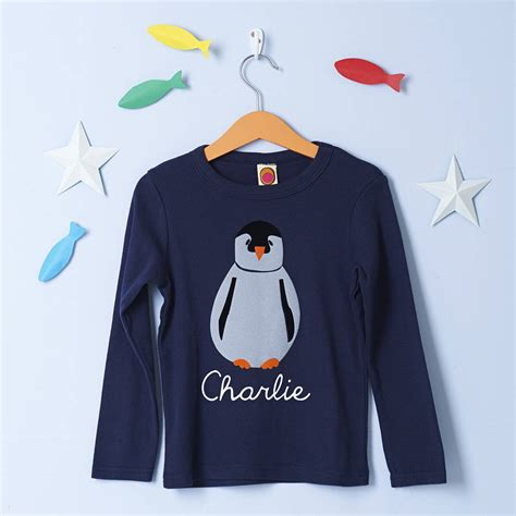 Penguin Top penguin top personalised by holubolu personalised