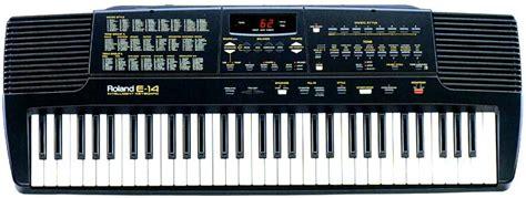 Keyboard Roland E14 ローランドキーボード ガッキコム