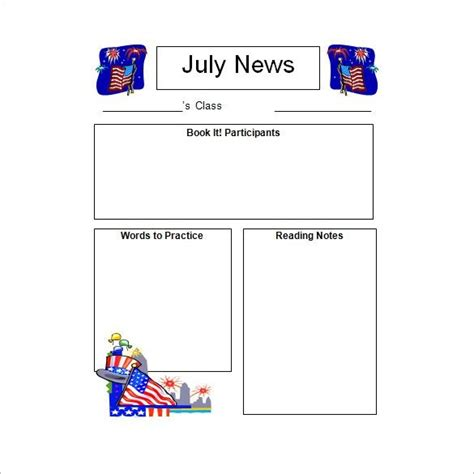 newsletter free templates on microsoft word free printable newsletter templates sadamatsu hp