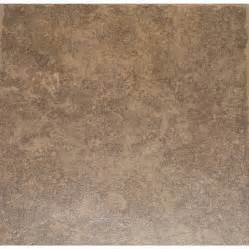 surface source 12 x 12 la balantina brown matte ceramic