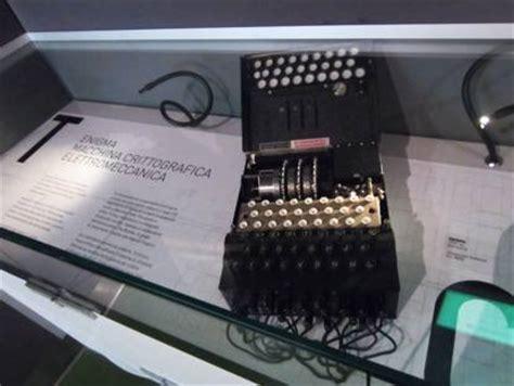 film macchina enigma 2015 enigma la macchina nazista al museo leonardo da vinci