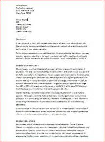 Business Letter Writing Example business proposal writing samples stock market business