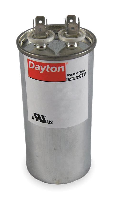 capacitor rating voltage dayton motor run capacitor 80 microfarad rating 370vac voltage 2mee6 motors