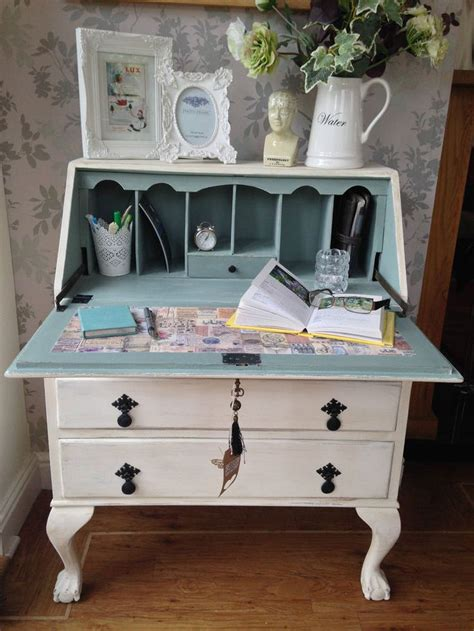 shabby chic secretary desk 55 best ball and claw furniture redo images on pinterest