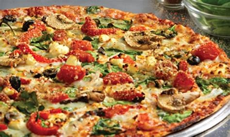 table pizza pacific grove up to half at domino s pizza domino s pizza groupon