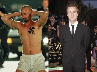 15 Who Lost Andor Gained Weight For A by Edward Norton 15 Who Lost And Or Gained