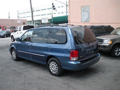 Kia Sedona 2002 Price 2002 Kia Sedona Exterior Pictures Cargurus