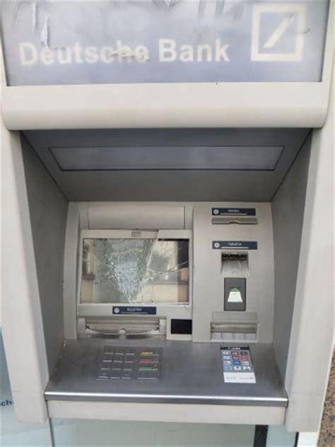 geldautomat deutsche bank deutsche bank