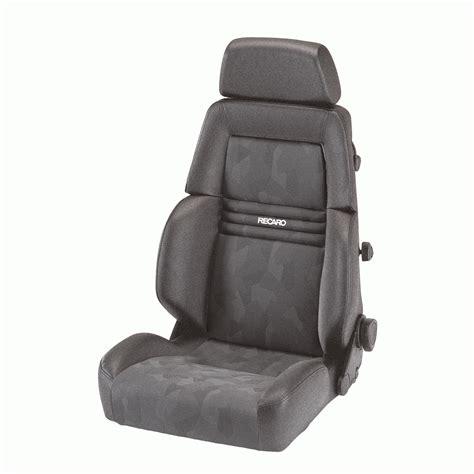 recaro reclinable seats recaro expert s reclining sport seat gsm sport seats
