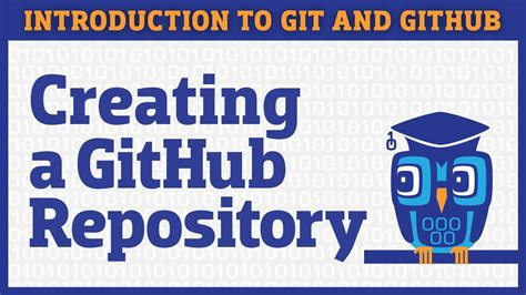 github darth10 git info introduction to git creating a new github repository youtube