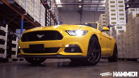 Wheels Hammer speedy wheels hammer s550 ford mustang gt