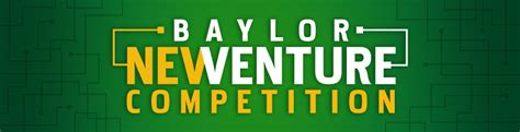 Baylor Mba Sports Management by New Venture Competition Baylor