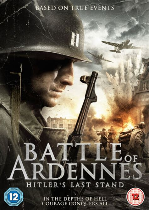 ardennes 1944 hitlers last the battle of ardennes s last stand dvd zavvi com