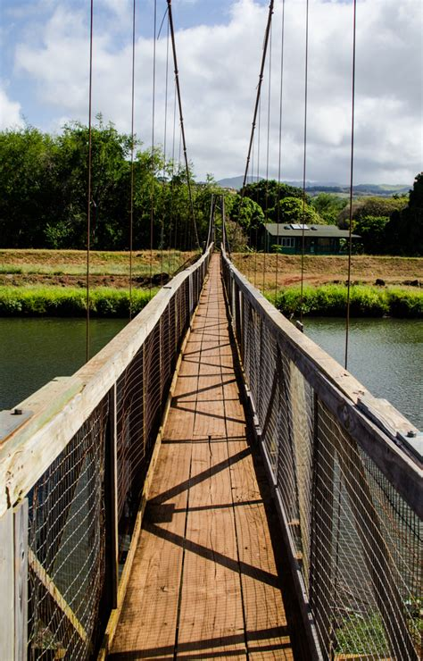 swinging bridge kauai family activities 5 fun things to do