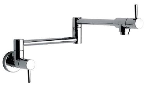 kitchen pot filler faucets 2018 faucets 25518 single pot filler kitchen faucet in chrome all things appliances