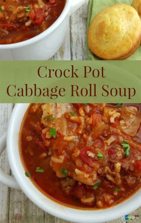 17 best ideas about cabbage roll soup on pinterest crockpot cabbage soup stuffed cabbage soup