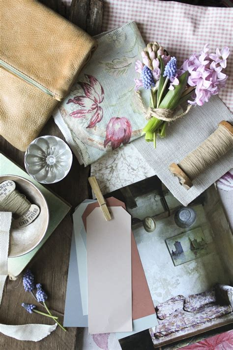 mood boards for the unit makeover blossom interiors style sheet