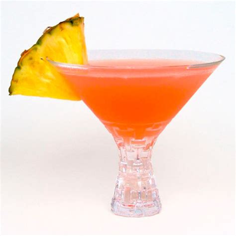 martini tropical tropical sunset cocktail recipe