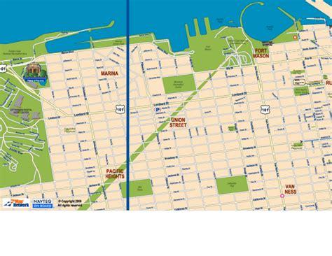 san francisco heightmap american park map
