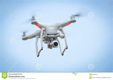 Drone Vidio flying drone with stock photo image 60986412
