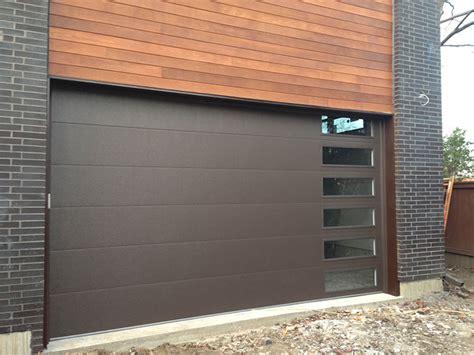 Modern Garage Doors by Fiberglass Garage Doors Modern Fiberglass Garage Doors