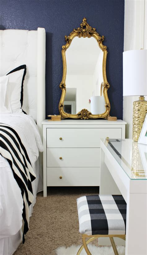 bedroom vanity table black gold bedroom decor master bedroom reveal and a killer deal for you classy