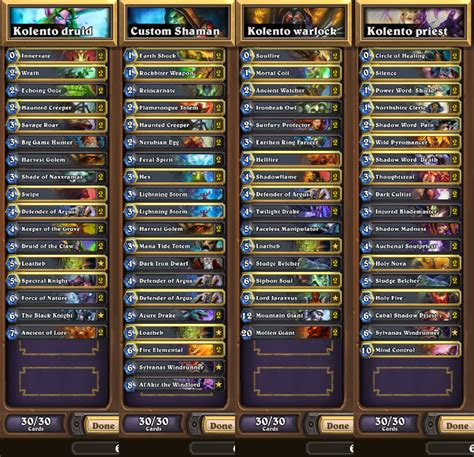 what is the best deck in hearthstone hearthstone news hearthstone world chionship finals