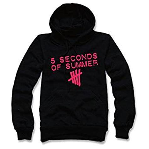 Jaket Sweater Hoodie 5sos 5 Seconds Of Summer 1 okstar 5sos neon pink hologram dymo hoodie t shirt 03 5 seconds of summer us s