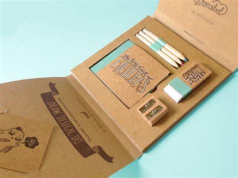 design thinking kit self promo vehicle on behance