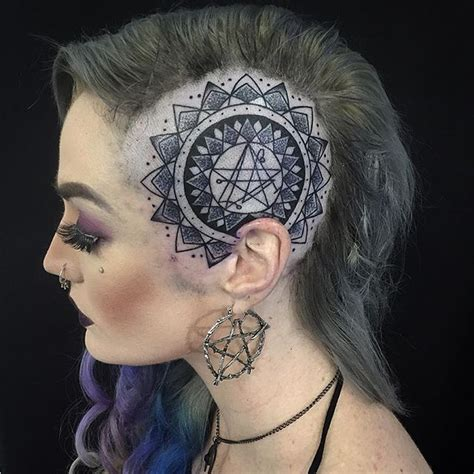 13 best head tattoos images on pinterest head tattoos