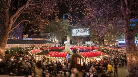 christmas in leicester square visitlondon com