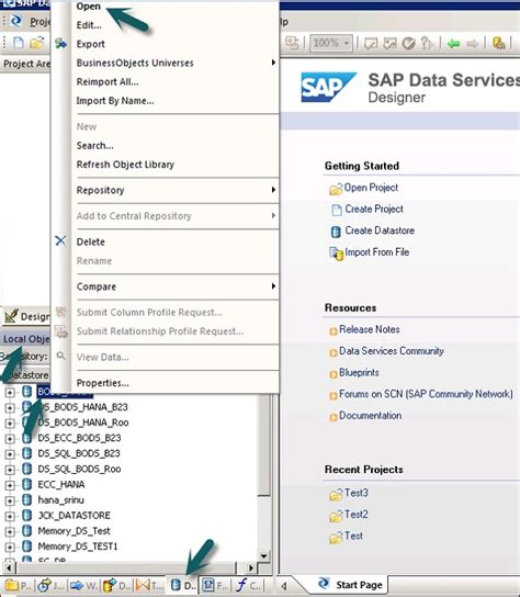 tutorial sap bods sap bods extracting data from database tables