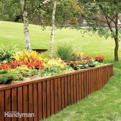 Wooden Garden Walls 49 Best Terraced Yard Design Images On