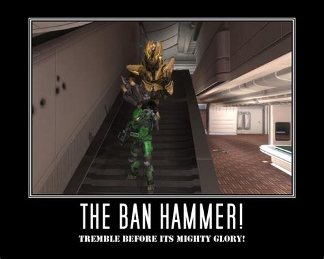Ban Hammer Meme - the ban hammer by msgtfrank on deviantart