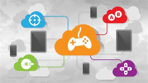 cloud gaming console play pc console on android without emulator with