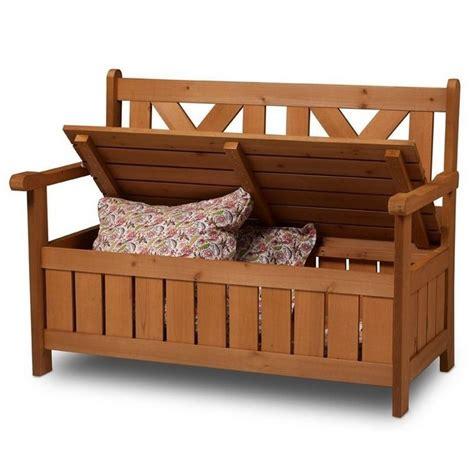 panchine per esterno panchina contenitore da esterno e cassapanca in legno per