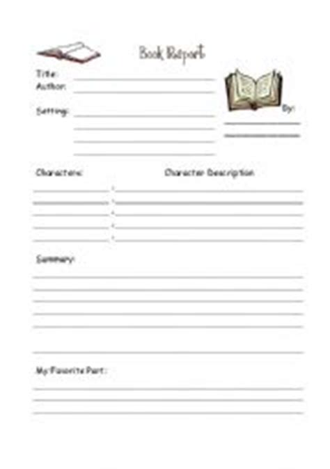 easy books to do reports on non fiction book report worksheet new calendar template site