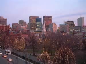 lights in boston lights on boston common flickr photo