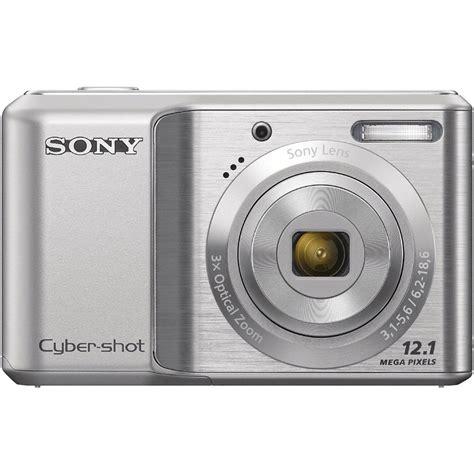 Kamera Digital Sony Dsc S2100 Sony Cyber Dsc S2100 Digital Silver Dscs2100 B H