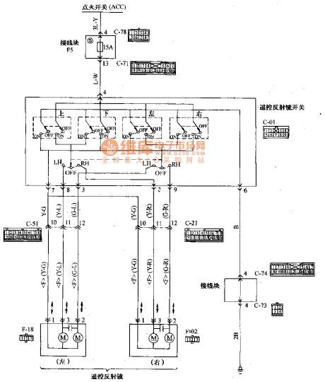 mitsubishi pajero circuit diagram efcaviation