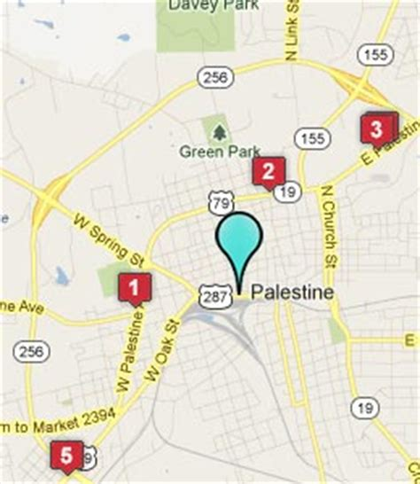 map of palestine texas palestine texas hotels motels see all discounts