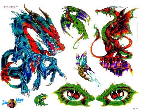 tattoo johnny dragon designs tattoo talk