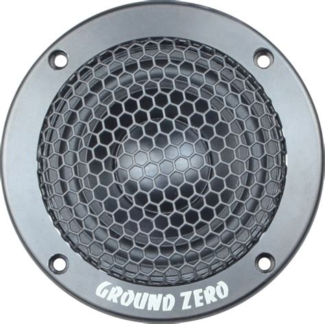 Fullrange Ground Zero Gzuf 60 Sq Sound Quality uranium gzuf 60sqx