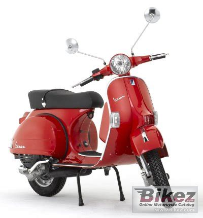 2011 Vespa PX 125 specifications and pictures