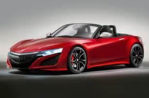 Honda S2k Honda S2000 Sports Car To Return As Mazda Mx 5 Rival Autocar