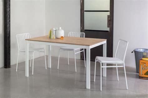 tavoli ingenia tavolo allungabile eos ingenia melaminico cristallo design