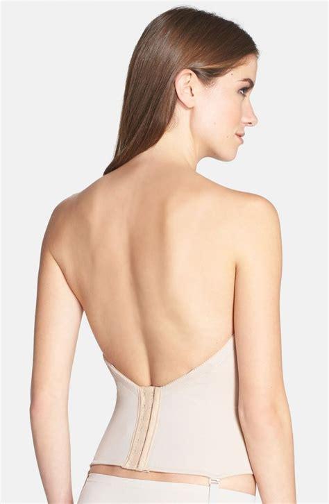 Bra Wedding Gown - best 25 low back strapless bra ideas on